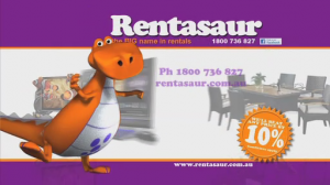 Flying Samurai Productions - Rentasaur TV Commercial